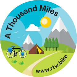 A Thousand Miles…